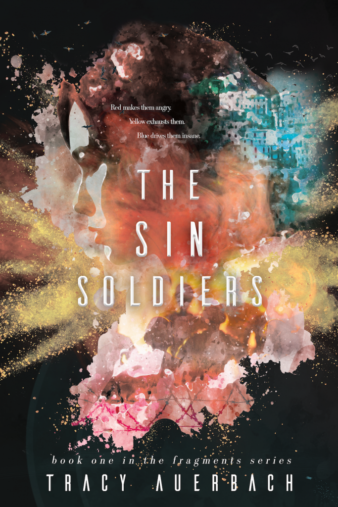 The Sin Soldiers, Tracy Auerbach, Face, Colours