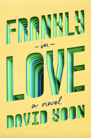 Frankly in Love, David Soon, Yellow, Green, Letters with Depth