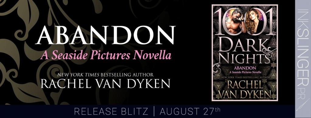 Abandon, Rachel Van Dyken, Banner, Black, Romance