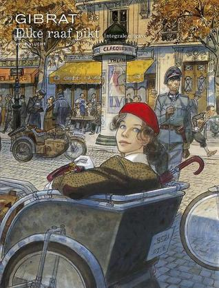 Elke raaf pikt, red hat, France, Soldiers, Jean-Pierre Gibrat, Graphic Novel