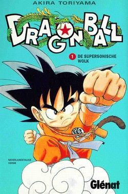 Blue, Akira Toriyama, Dragonball, Volume 1, Supersonische Wolk, Goku, Boy, Cloud, Dragon