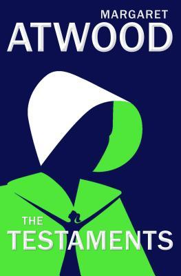 Blue, Green Dress, White Cap, The Testaments, Margaret Atwood