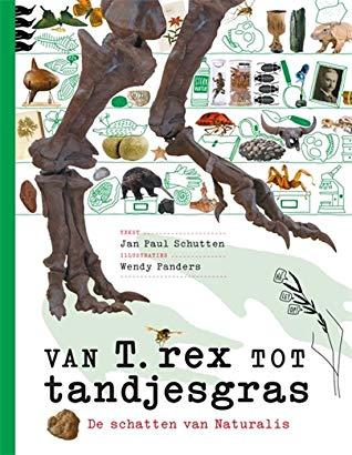 Van T.rex tot tandjesgras, Naturalis, T.Rex, Collection, Museum, Non-fiction, Green, White