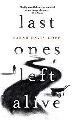 Sarah Davis-Goff, Last Ones Left Alive, Road, Wheel Barrow, White, Black, Zombies