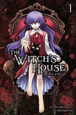 The Witch's House: The Diary of Ellen, Majo no Ie: Ellen no Nikki, Girl, Purple Hair, Chair, Manga, Horror, Fummy