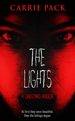 Face, Red, The Lights, Carrie Parker, Horror, Christmas