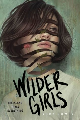 Wilder Girls, Green/Gray, Girl, Slices, Flowers, White Shirt, Rory Power, Horror