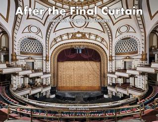 Matt Lambros, After the final curtain, theatre, stage