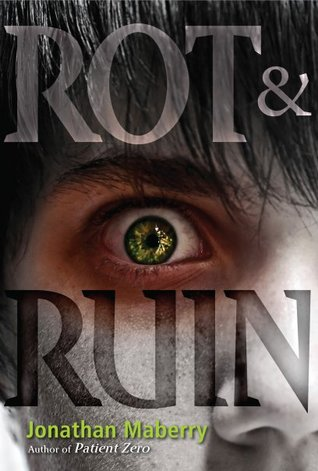 Rot & Ruin, Eye, Gray, Nose, Face, Horror, Zombies, Jonathan Maberry