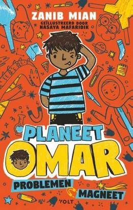 Zanib Mian , Planeet Omar, Problemenmagneet, Boy, Orange, Scribblies, Busy,