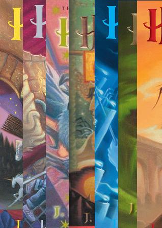 Harry Potter, Magic, J.K. Rowling