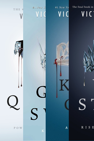 Red Queen, Crown, Blue, Young Adult, Victoria Aveyard