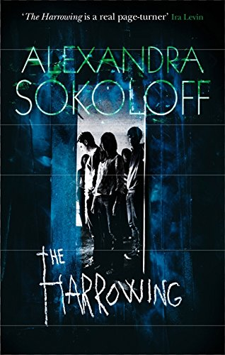 The Harrowing, Alexandra Sokoloff, Blue, Silhouettes, Horror