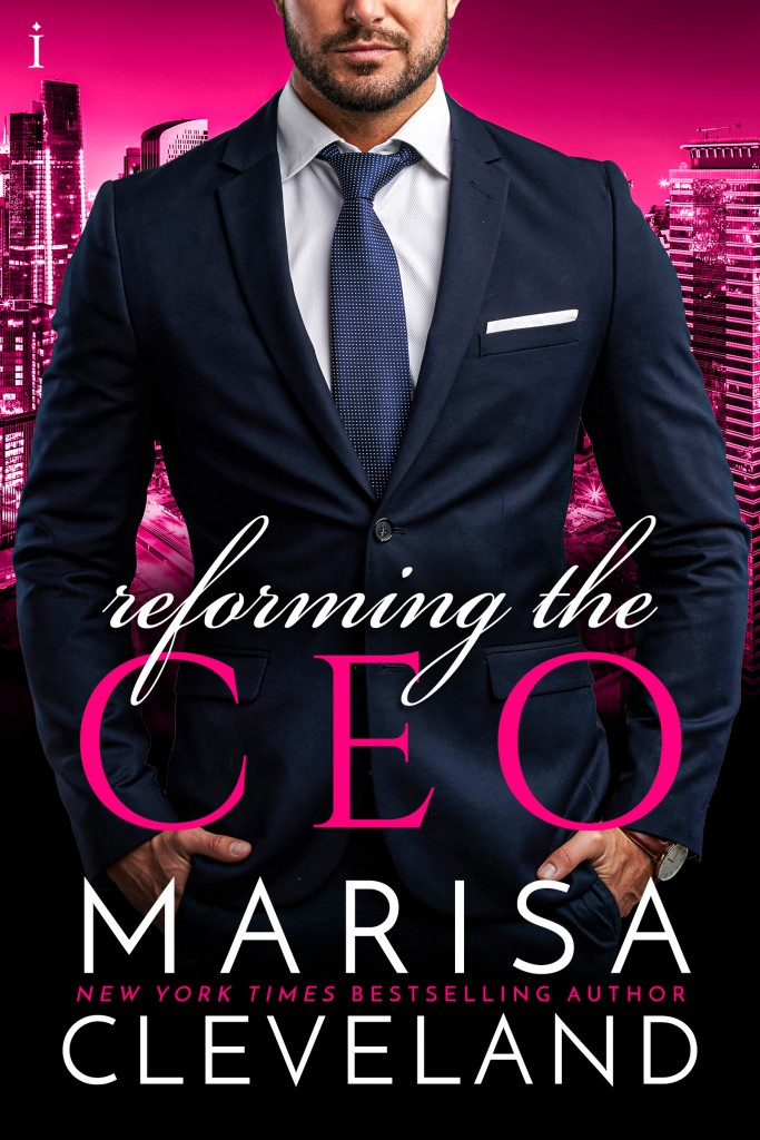 REFORMING THE CEO, Marisa Cleveland, Pink, Suit, Romance