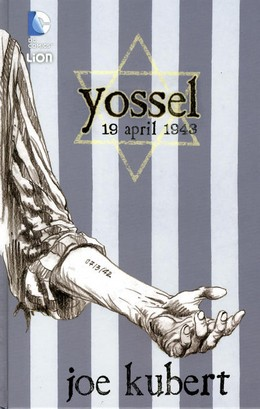 Yossel April 19 1943, Joe Kubert, Stripes, Arm, Tattoo, Star, Hand