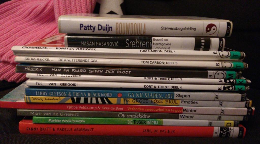 Library #2, Bibliotheek Zoetermeer, Books, Stack