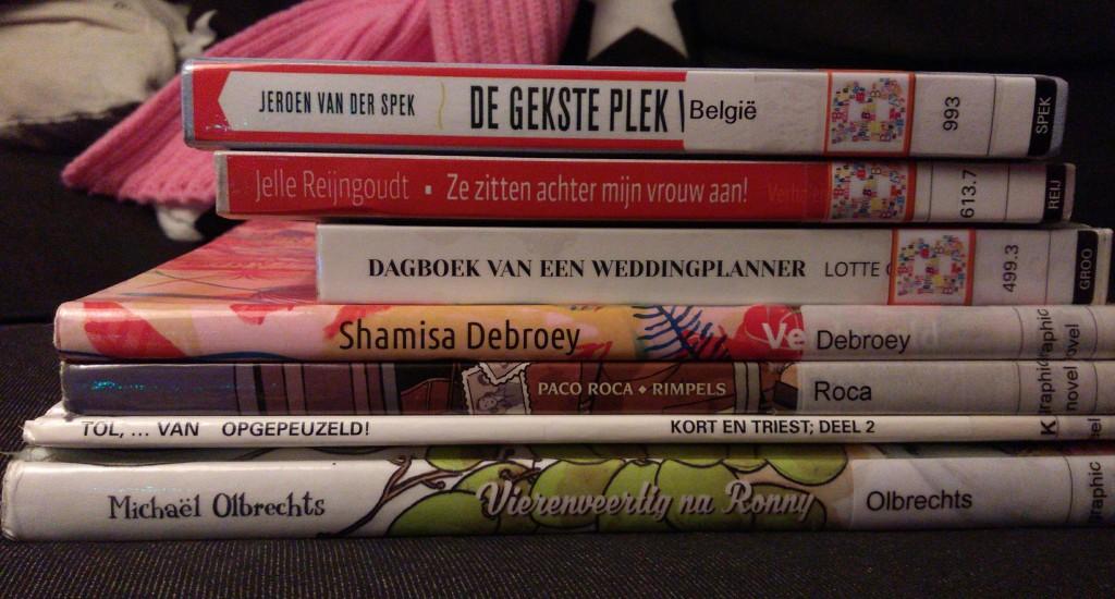 Library #3, Bibliotheek Den Haag, Books, Stack