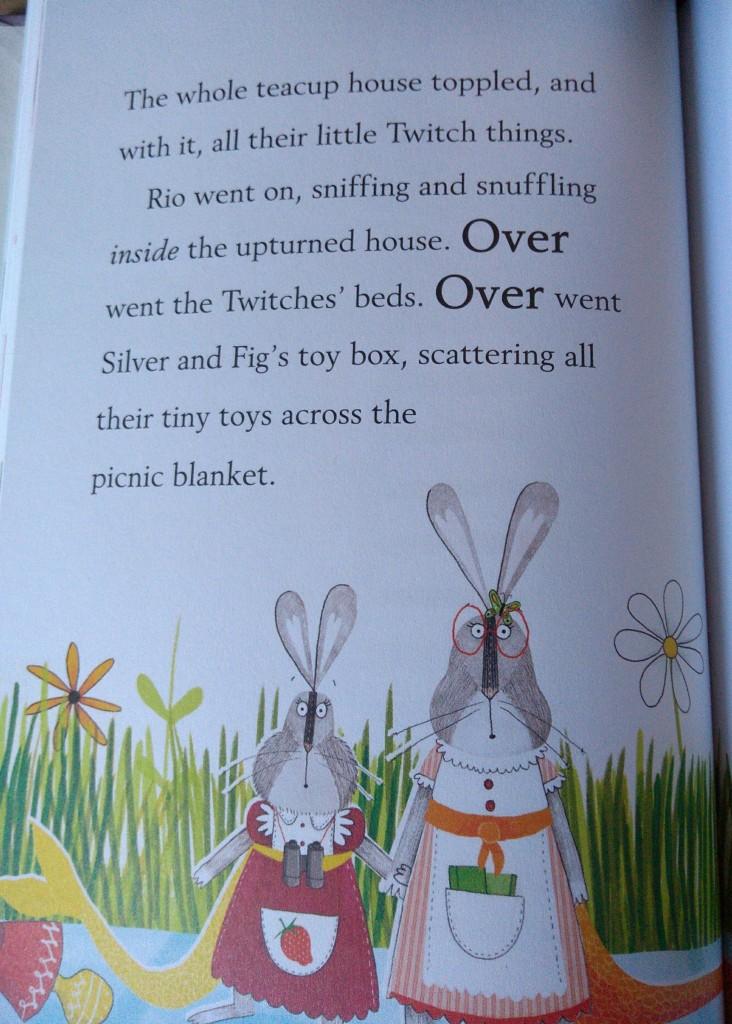 Pippa Curnick, The Twitches Meet a Puppy, Bunnies, Children's Books, Hayley Scott