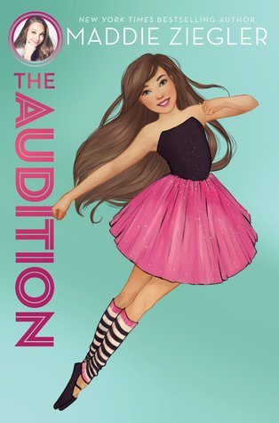 The Audition, Maddie Ziegler, Green, Pink Skirt, Striped Socks, Girl, Dance, Children's Books, Sports, Dancing