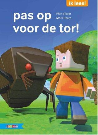 Pas op voor de tor, Game-Lezen, Rian Visser, Mark Baars, Beetle, Tor, Boy, Trees, Grass, Children's Books