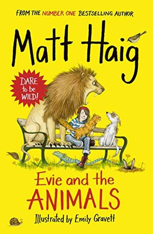 Cat, Dog, Bird, Matt Haig, Emily Gravett, Yellow, Lion, Girl,