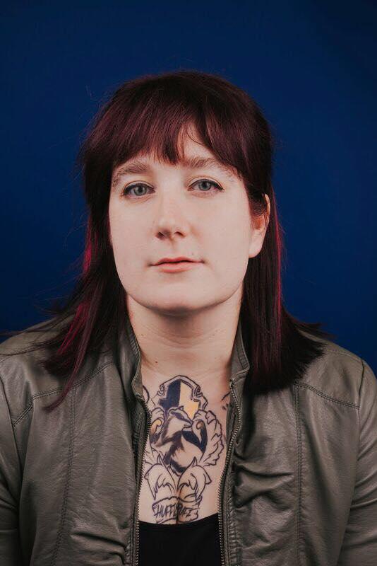 Mallory McCartney, Author, Photograph