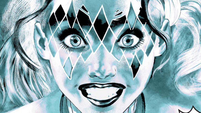 Harley Quinn, Young Adult, Graphic Novel, Joker, Art