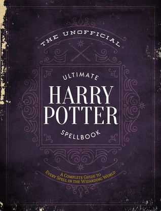 The Unofficial Ultimate Harry Potter Spellbook, Purple, Harry Potter, Spells