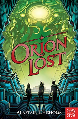 People, Light, Sci-fi, Red Letters, Orion Lost, Alastair Chisholm, Green,