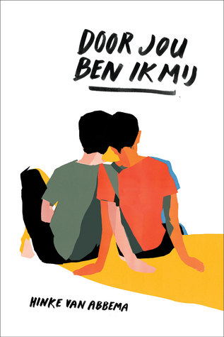 Door jou ben ik mij, Hinke van Abbema, Two Guys, White, Young Adult, Religion, Family, LGBT