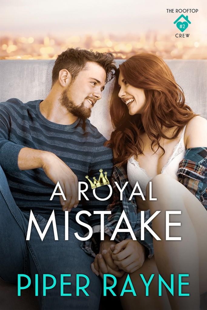 A Royal's Mistake, Piper Rayne, Man, Woman, Cute, Romance, Prince, Royalty