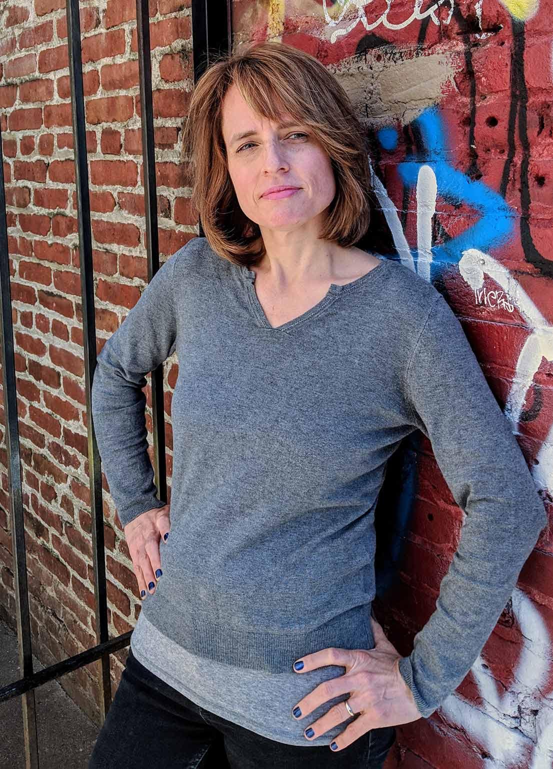 Lauren Blakely, Author, Photograph, Wall