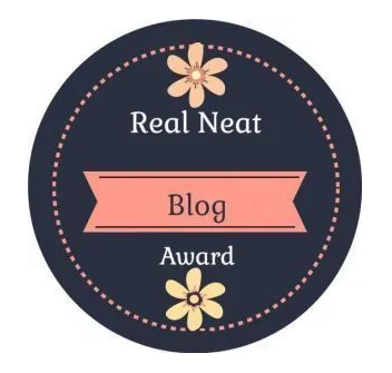 Real Neat Blog Award, Flowers