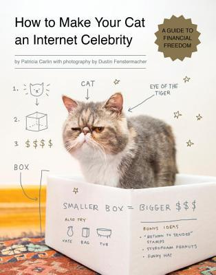 How to Make Your Cat an Internet Celebrity, Patricia Crlin, Dustin Fenstermacher, Cat, Famous, Cute, Photographs, Humour, Non-fiction, Animals, Cat Videos, OMG MY CAT DID WHAT?, Cat personalities
