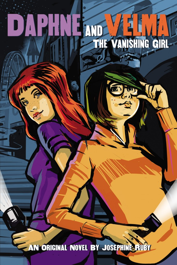 The Vanishing Girl, Josephine Ruby, Velma Dinkley, Daphne Blake, Mystery, Young Adult, Scooby Doo Where Are You?, Thriller, Daphne and Velma YA Novel #1
