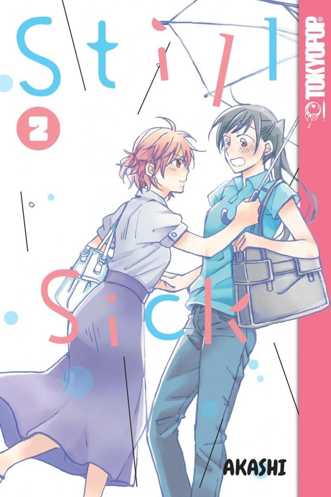 Still Sick, Volume 1, Akashi, Tokyopop, Manga, Yuri, Women, LGBT, Contemporary