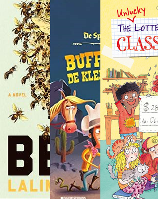 The Bees, Classroom 13, Buffalo Bill en de kleine zeemeermin, books, February, Favourites