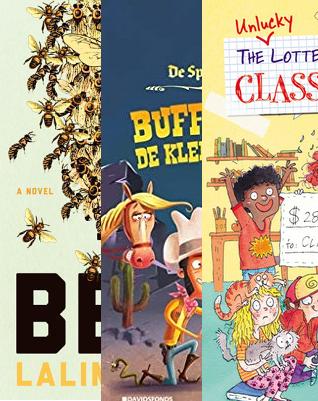 The Bees, Classroom 13, Buffalo Bill en de kleine zeemeermin, books, February, Favourites