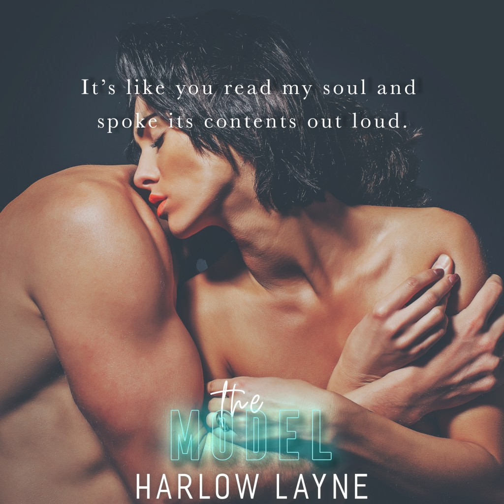 Woman, Man, Hugging, Naked, Romance, The Model, Harlow Layne, Book Teaser