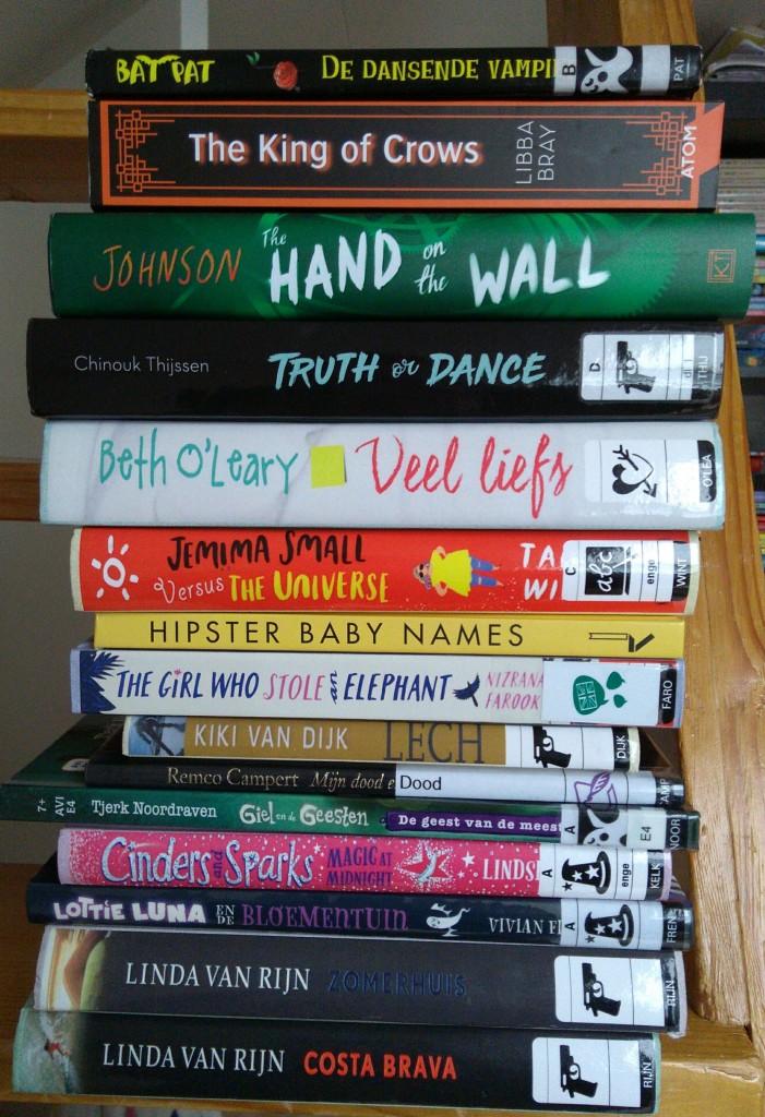 TBR , Stack of Books, Reading, Children's Books, Romance, Thriller