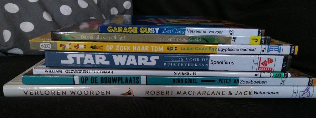 Bibliotheek Zoetermeer, Books, Library #2, Star Wars, Picture Books