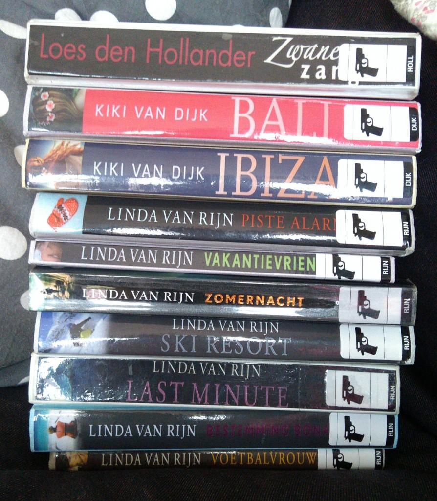 Bibliotheek Zoetermeer, Books, Library #2, Thrillers