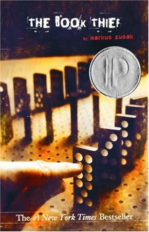 The Book Thief, Domino pieces, Historical Fiction, WWII, Young Adult, Markus Zusak, Books, Germany