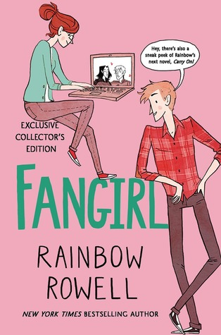 Fangirl, Mental Health Fanfiction, Pink, Boy, Girl, Laptop, College, Twins, Sister, Family, Rainbow Rowell