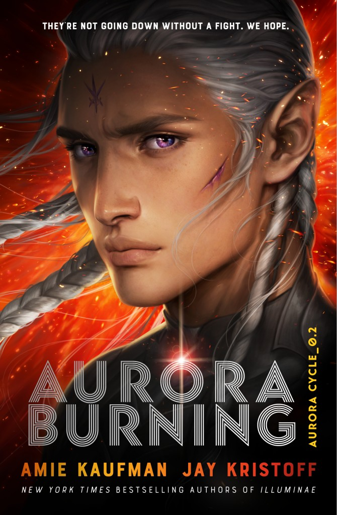 Aurora Rising, Aurora Burning, Sci-Fi, Young Adult, Orange, Multiple POV, Romance