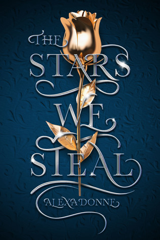 The Stars We Steal, Alexa Donne, Fantasy, LGBT, Sci-fi, Young Adult, Rose, Bachelorette, princess, heir, Blue