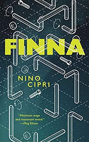 Finna, Nino Cipri, LGBT, Wormholes, Blue, Tools, IKEA, Hive, Travelling, Sci-fi