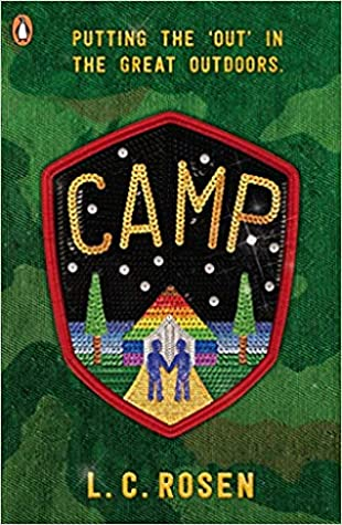 Camp, Green, Badge, LGBT, Contemporary, Young Adult, Musical, Romance, Rainbow, Summer