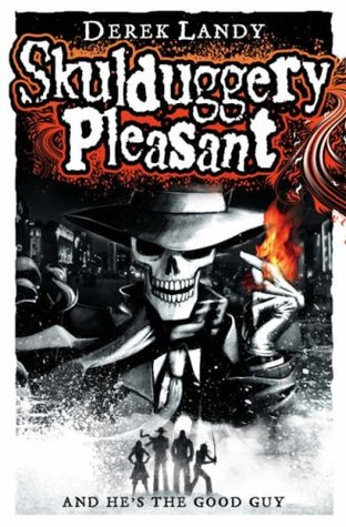 Skulduggery Pleasant, Derek Landy, Skeleton, Detective, Fantasy, Good vs Bad, Magic, Mystery,