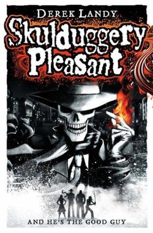Skulduggery Pleasant, Derek Landy, Skeleton, Detective, Fantasy, Good vs Bad, Magic, Mystery,